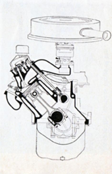 metaphors in motion Packard Diesel Engines tempestengine large pontiac tempest engine